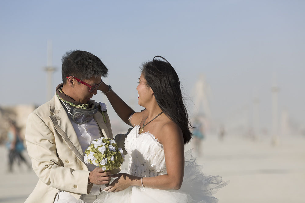 Burning Man Wedding Black Rock City Hochzeit 2