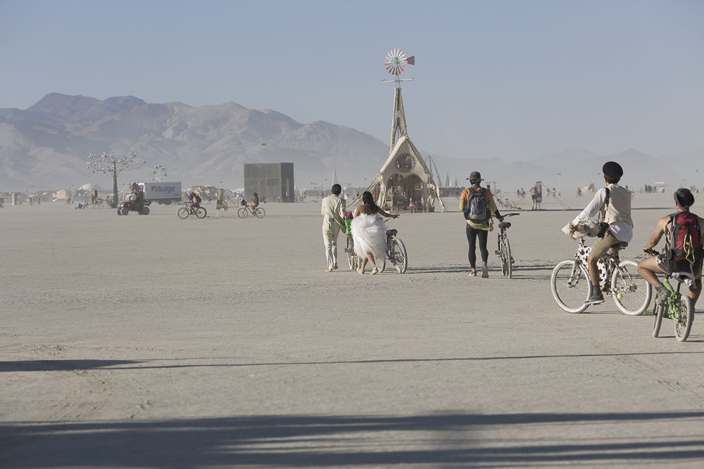Burning Man Wedding Black Rock City Hochzeit 4